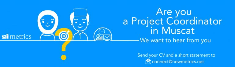 Are you a project coordinator in Muscat